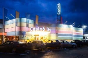 Casino Drive In outside